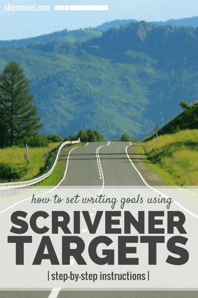 how to set goals for publishing a manuscript
