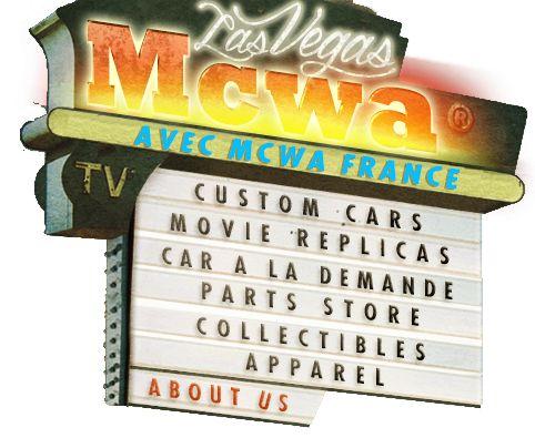 Dernière creation de l'agence web http://www.mcwa-speedshop.com/