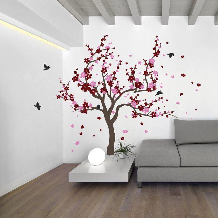 Cherry Blossom Kitchen Decor