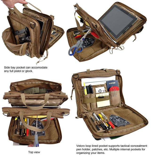 iPad Organizer Case