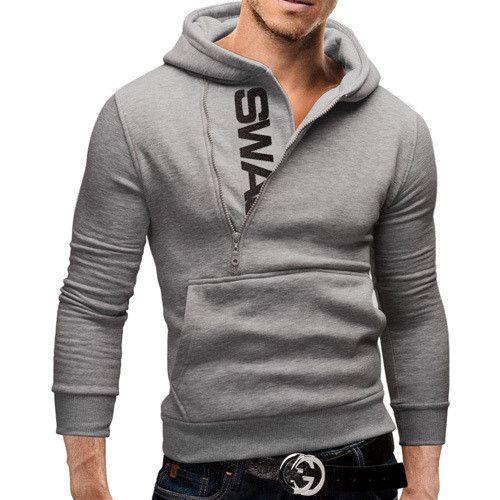 Men's Hoodies, hooded , long sleeve sport Pullover