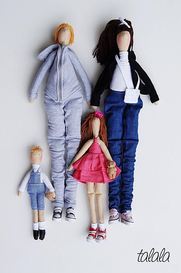 Lalki na zamówienie  Dolls  www.talala.pl