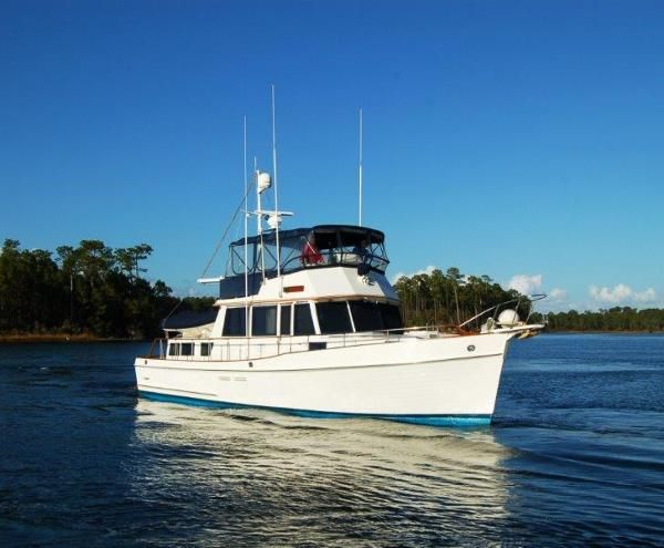 1990 Grand Banks 46 Classic for sale AL US - Galati Yacht Sales