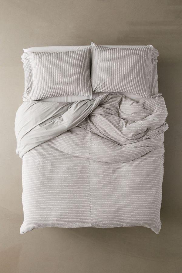 Derby Textured Jersey Duvet Cover Duvet Cover Master Bedroom Duvet Covers Urban Outfitters Duvet Covers