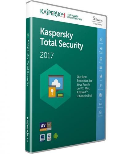 Kaspersky Total Security 2017 Crack & Activation Codes With Serial Free