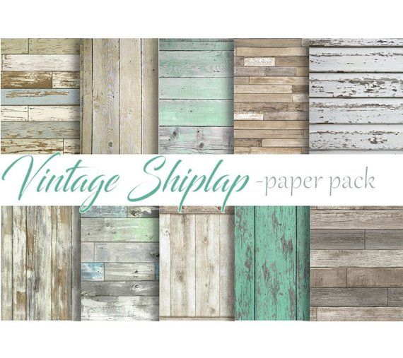 photo relating to Printable Wood Paper called Classic Shiplap Wooden Electronic PAPER, Printable Papers, Rustic