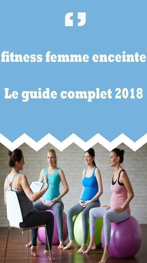 Sport femme enceinte : Le Guide Définitif 2018 #fitness_femme_grossesse