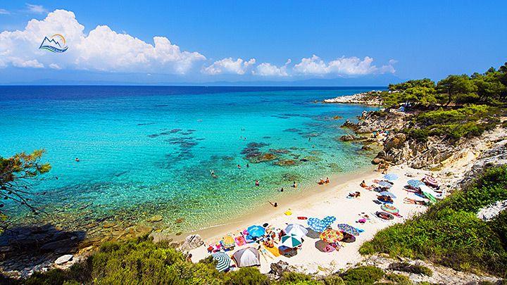 halkidiki paradise beach