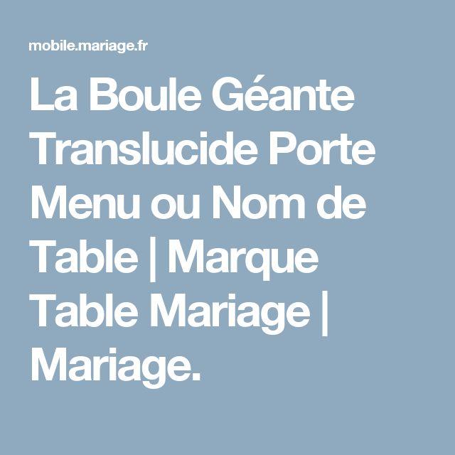 17 meilleures id es propos de porte menu mariage sur for Table 52 gaborone menu
