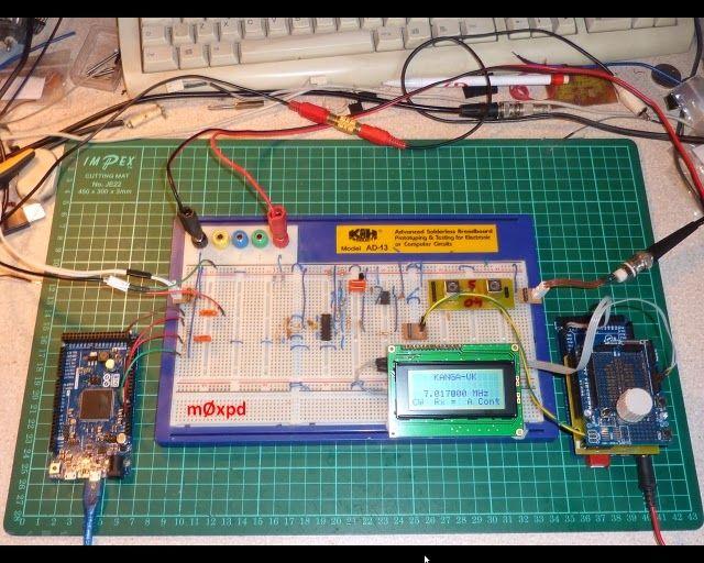 Arduino Sdr Transceiver