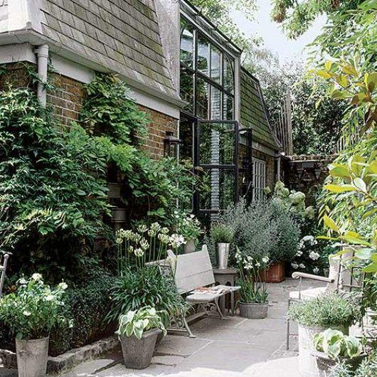 LA VIVIENDA EN LONDRES DE BINNY HUDSON / BINNY HUDSON HOUSE IN LONDON | DESDE MY VENTANA
