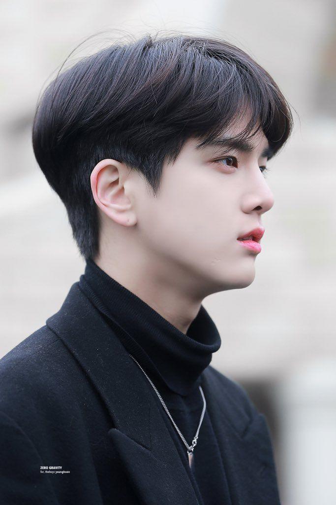 Younghoon Pics On Korean Boy Hairstyle Korean Men Hairstyle Korean Hairstyle