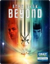 Star Trek Beyond [Includes Digital Copy] [Blu-ray/DVD] [SteelBook] [Only @ Best Buy] [2016] | @giftryapp