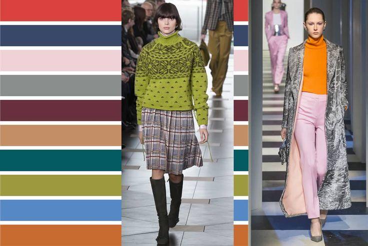 Mode+kleuren+herfst+winter+2017+2018