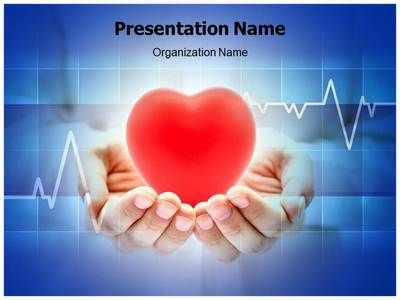 #Cardiology Care #PPT #template for medical professionals. Create great-looking #medical #PPT #presentations with this Cardiology Care medical PowerPoint theme.
