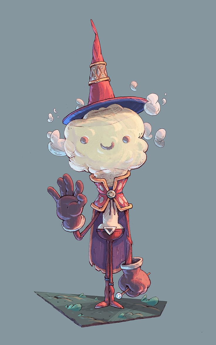 This guy has been sitting in my sketchbook for months, I'm starting to colour some old drawings to put together another sketchbook for sale at Chromacon. Pretty happy with this guy, I think hes a cute smoke mage.