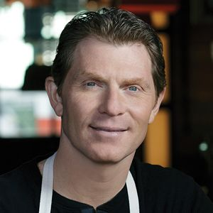 """Bobby Flay: """"Every day I cook in my restaurants, I'm using techniques that I learned in school. Every day. And I always will for the rest of my life."""" - The Chefs Connection #chefs #school"""