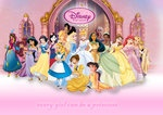 Disney Princess by =Azad126  A more complete picture than usual.