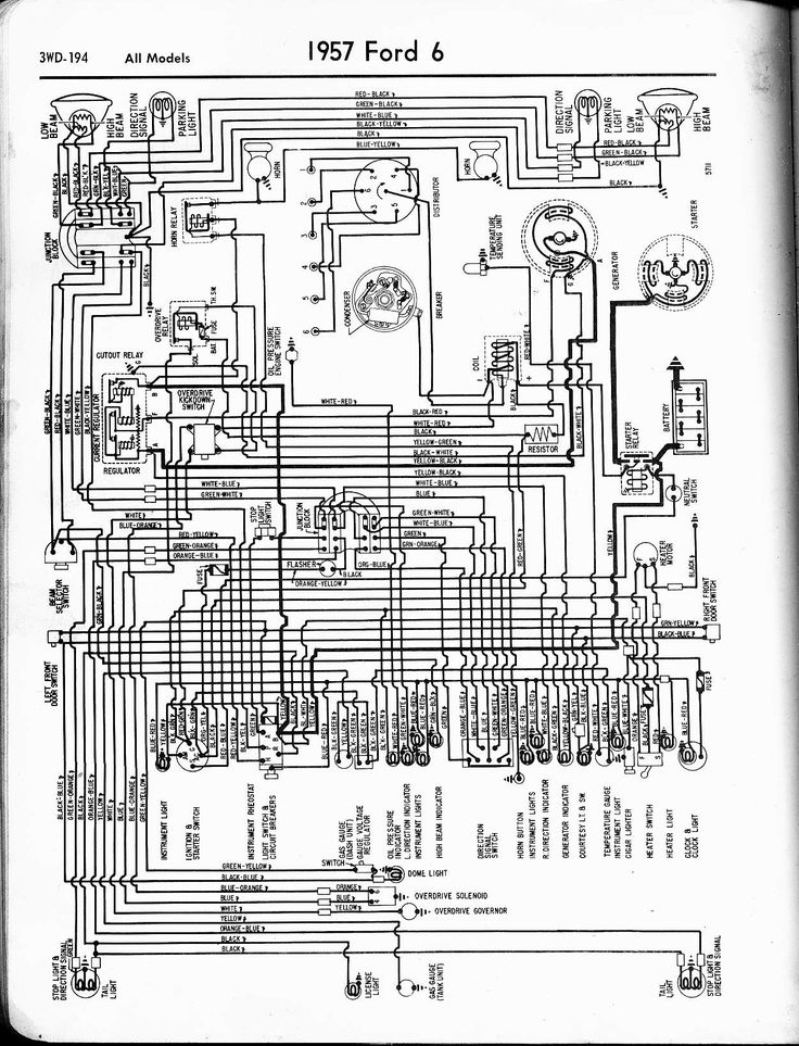 21 Best Sample Of Ford Wiring Diagrams Samples  With