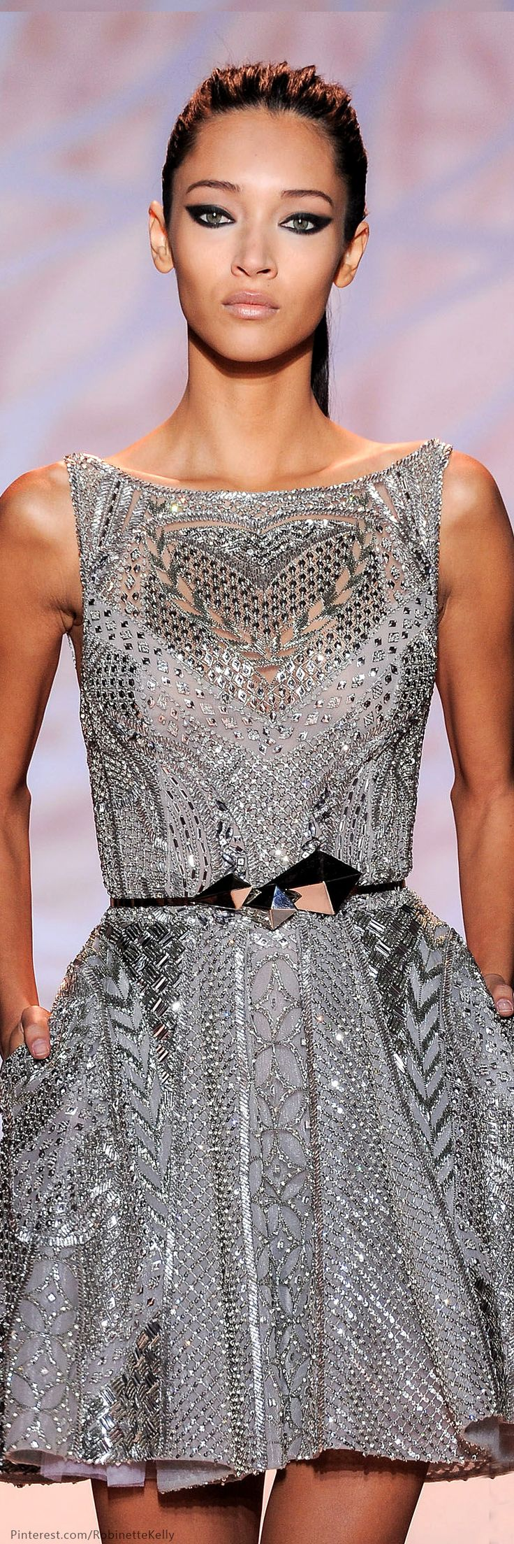 Zuhair Murad Haute Couture | F/W 2015 . cute inspiration for the upcoming holiday season