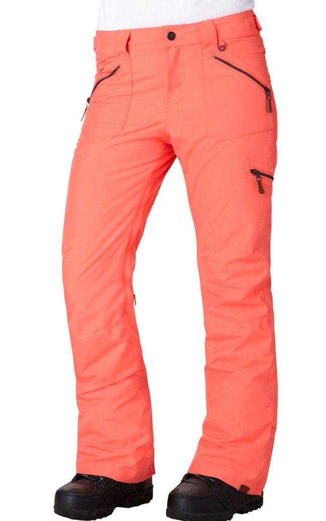 8ba4f9c8b2e57 2015 Roxy Nadia Women's Snowboard Pants Hot Coral - SNS Boards - Snowboards  N Stuff | FreeRider | Snowboard pants, Snowboarding women, Snowboard