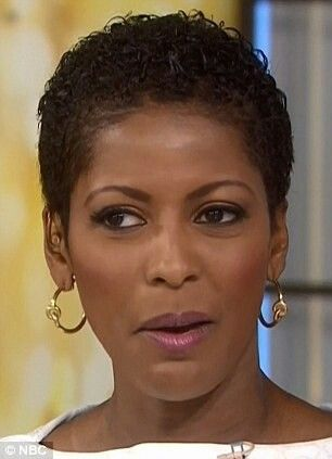 Tamron Hall from the Today Show