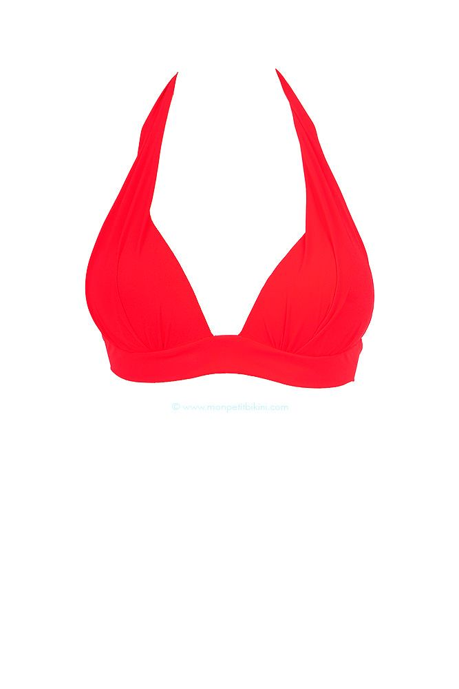 Banana Moon collection été 2013 Spring – Maillot Push Up femme rouge