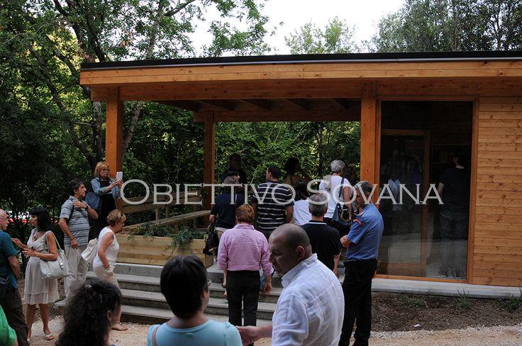 Inaugurazione Accessit Sovana 26 Luglio