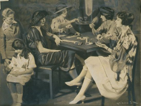 Lejaren-à-Hiller-Illustration-for-'Cosmopolitan'-magazine-painting-artwork-print