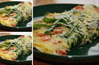 Resep Omelet Sosis Bayam Lezat dan Sehat | Area Halal