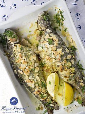 Najlepszy pstrąg w migdałach - Best trout with almonds http://kingaparuzel.pl/blog/?p=4398