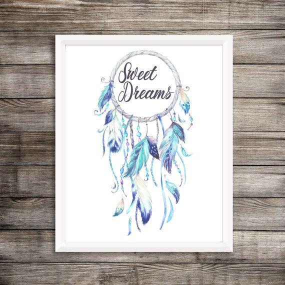 https://www.etsy.com/au/listing/476668150/sweet-dreams-dreamcatcher-print-8-x-10