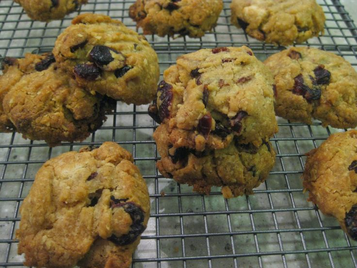 My Thermomix Kitchen - Healthy and low fat Weight Watchers friendly recipes for the Thermomix : Cranberry and White Chocolate Biscuits