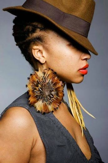 Editor's #Style Picks - Gorgeous #African earrings. #ZenMagazine | http://zenmagazineafrica.com/