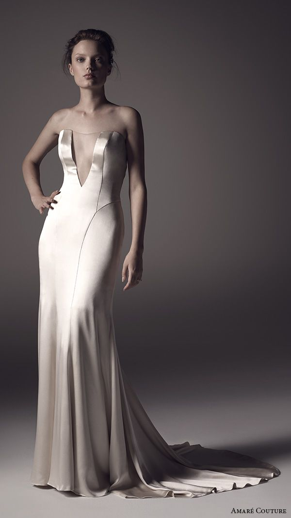 63 best Wedding Dresses images on Pinterest | Wedding frocks ...