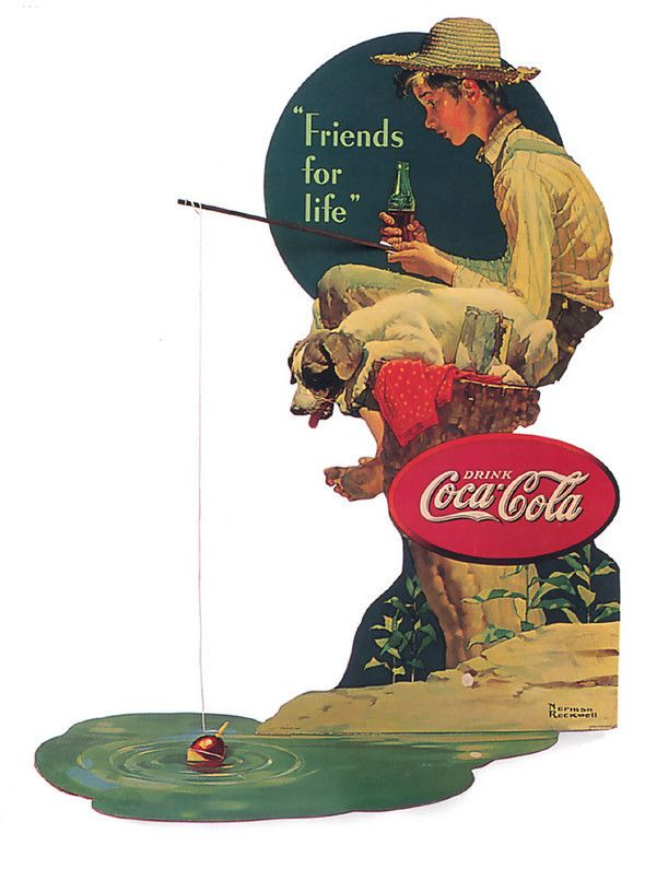 Ilustra: by Norman Rockwell