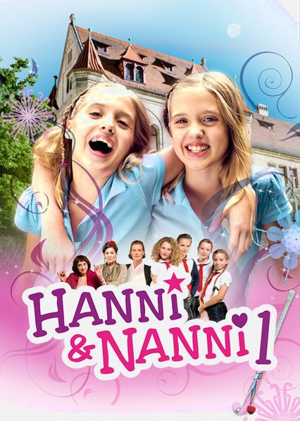 Hanni and Nanni - After they're accused of shoplifting, 12-year-old twins Hanni and Nanni are sent away to boarding school, where they have lots of adventures.