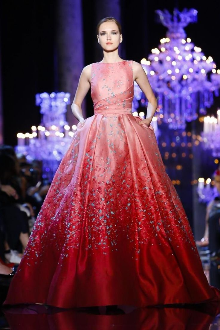 34 best Elie Saab Haute Couture images on Pinterest | High fashion ...