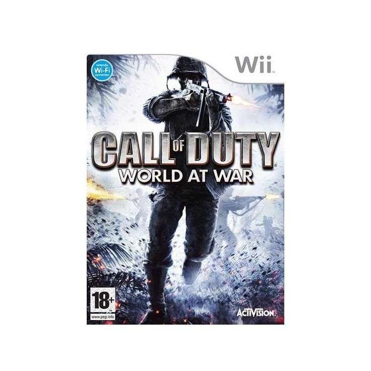 Call of duty world at