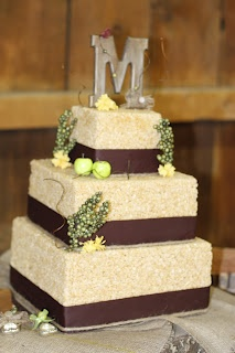 rice krispie wedding cakes 17 best images about crispy cakes on rice 19223