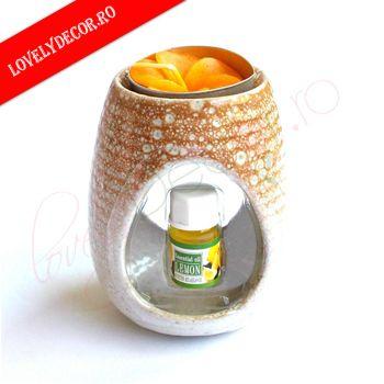 Set cadou aromaterapie Lemon