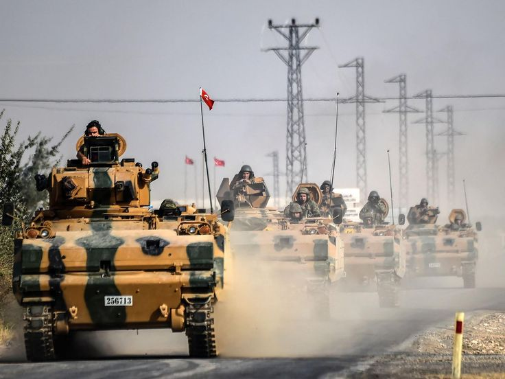Turkish Prime Minister Binali Yildirim confirmed the start of a ground operation in the north of Syria. According to the Milliyet newspaper, the land units of the Turkish Armed Forces entered the Syrian Afrin. Earlier, local media reported that Turkish tanks entered the city itself.