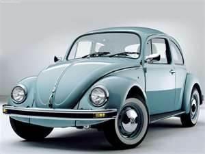 1960's Volkswagon Bugs