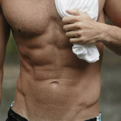 How to get a six-pack in four weeks FAST - Gym Training Skills