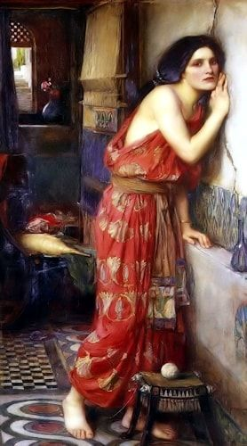 Thisbe John William Waterhouse