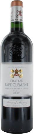 Château Pape Clément Cru Classé de Graves rouge 2007 - Pessac-Léognan - 17/20 : La réussite du 2007 est immpressionnante avec un vin qui allie charme, densité et velouté  En savoir plus : http://avis-vin.lefigaro.fr/vins-champagne/bordeaux/graves/graves/d10161-chateau-pape-clement/v10162-chateau-pape-clement/vin-rouge/2007#ixzz31baCA5R8