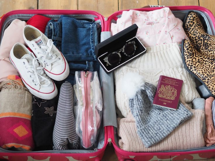 This Is What To Pack For A Winter City Break