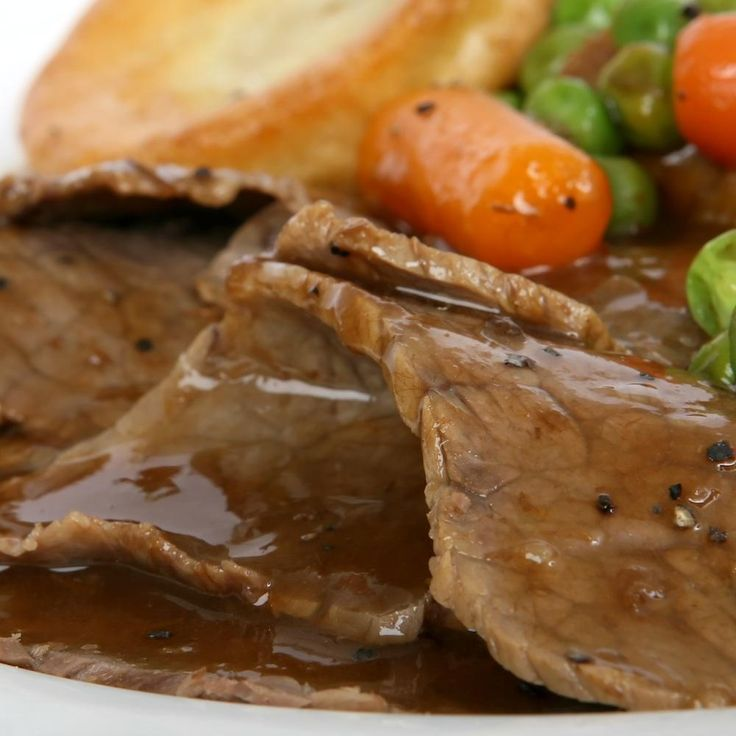 Healthy Veal Roast or Arrosto di Vitello http://therealitalianfood.com/veal-roast/
