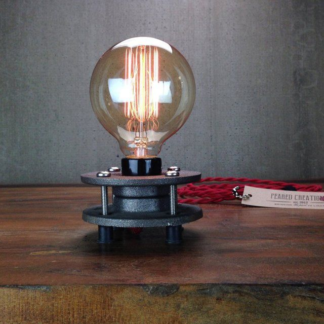 Fancy - Edison Bulb Light Minimalist Lamp