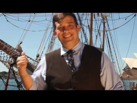 Sail on an historic Tall Ship Today - YouTube